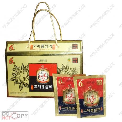 Nước Hồng Sâm Hàn Quốc KGS Dạng Bịch