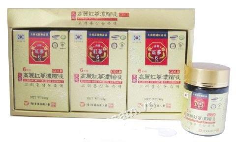 Cao Hồng Sâm Hàn Quốc 50gx3Lọ