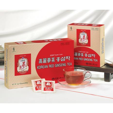 Trà Cao Hồng Sâm 50 Gói