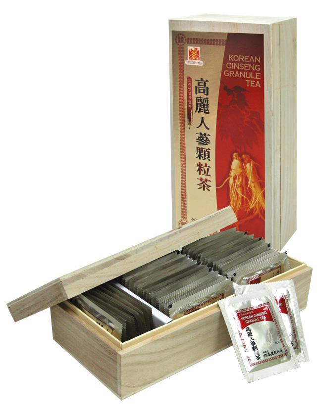Trà Hồng Sâm Korean Ginseng Tea 100 Gói