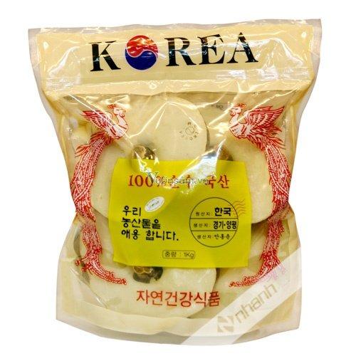 Nấm Linh Chi Trồng Hàn Quốc