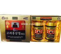 Cao Hồng Sâm Hàn Quốc 365 (240g x 2 Lọ)